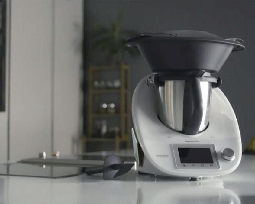 La innovación de los robots de cocina