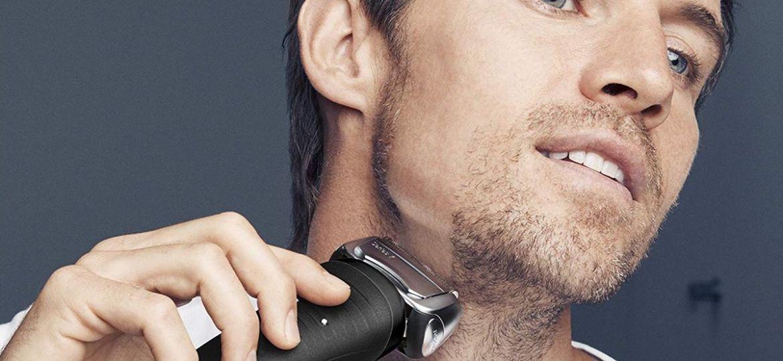 afeitado eléctrico