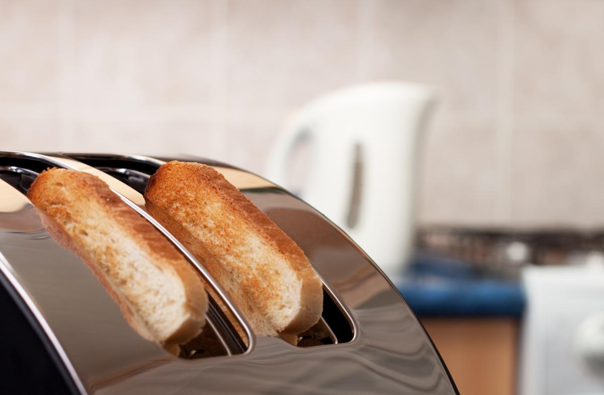 pequeños electrodomésticos desayuno
